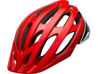 MANGO LARGE XL ADULTS 57//61CM Bike Bicycle HELMET WHITE//SILVER High Qualität