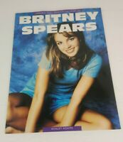 Omnibus Press Presents The Story Of Britney Spears Book - Ashley Adams