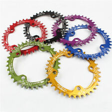 SNAIL UK Bike Narrow Wide Round Oval Chainring Ring BCD 104mm 32 34 36 38 40 42T