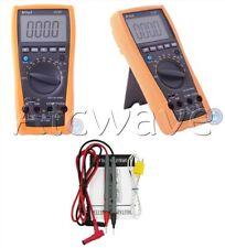 VC97 3999 AUTO RANGE DIGITAL LCD MULTIMETER VOLTMETER TESTER AMMETER OHM AC DC