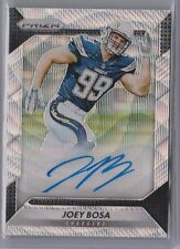 LOT of San Diego Chargers autos inc Joey Bosa