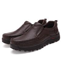 Genuine Leather Men Dress Shoes Man Formal Business Oxfords Big Size US 6-13
