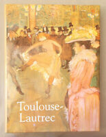 Huge TOULOUSE-LAUTREC COLLECTION by Richard Shone COLOR PLATES Moulin Rouge