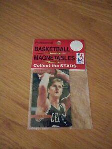 Boston Celtics Larry Bird Magnet By Magnetables 80s Rare & sealed