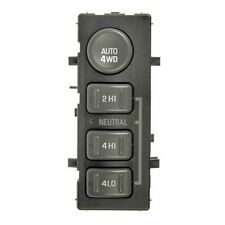 Dash Mounted Transfer Case Shift Selector Switch for Chevy GMC Cadillac 4x4 4WD
