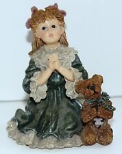 Yesterdays Child Teresa and John The Prayer Boyds Collection 1998 Dollstone Bear