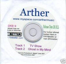 (I87) Arther, TV Show - DJ CD