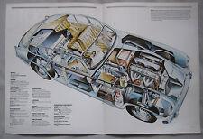 THE CAR magazine Issue 66 featuring Bristol cutaway drawing, Tyrrell 006