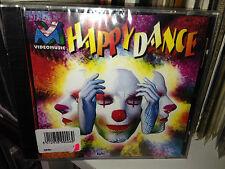 HAPPY DANCE RARO CD 1996 VIDEOMUSIC SIGILLATO/SEALED SECCHI N-TRANCE 2 FABIOLA