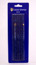 LEEDS UNITED FOOTBALL CLUB 6 pack Pencil Set