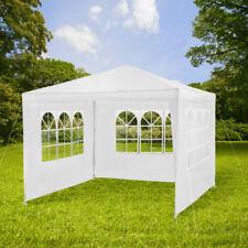 TecTake 400932 Tente de Jardin - Blanc