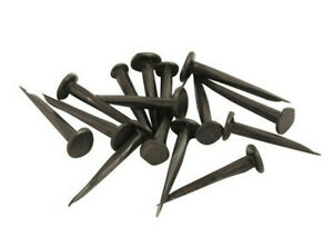 Carpet Upholstery tacks 12mm 20mm 25mm Fine Blued cut nails pins from 25g to 1kg