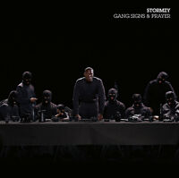 STORMZY GANG SIGNS & PRAYER CD ALBUM **BRAND NEW SEALED**