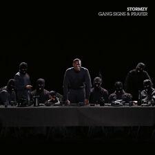 Stormzy Gang Signs & Prayer CD 2017 Brit Award Winner