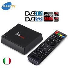 KII Pro Android 5.1 2G 16G DVB S2 T2 Amlogic S905 KODI BT4.0 Hybrid Smart TV Box
