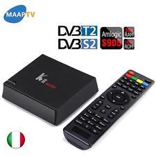 KII Pro Android 5.1 2G 16G DVB S2 T2 Amlogic S905 KODI BT4.0 Hybrid Smart TV Box