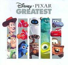 Disney Pixar Greatest Hits by Disney (CD, Aug-2005, Disney)
