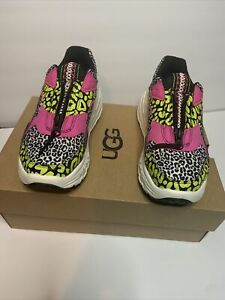 UGG ZIP SAFARI CA805 Multicolor Women's Sneakers Shoes US Size 6.5 Brand New