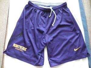 Rare Authentic Montverde Academy Team Issue Practice Shorts L Ben Simmons Cade