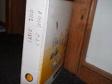 Liebherr A904 C-LI 441-21881 Parts Manual