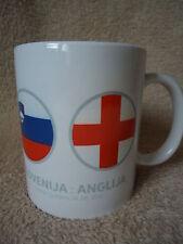 VIP Sammler Tasse Mug Cup 14.6.2015 Slowenien - England