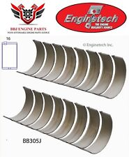 ENGINETECH OLDSMOBILE V8 400 425 455 ROD BEARINGS 1965 - 1976