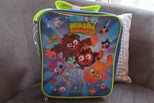 Moshi Monsters Official Lunch bag 10 x 8 inches new with tags