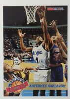 1993-94 NBA Hoops Magic's All Rookie Team Anfernee Hardaway RC #3, Penny