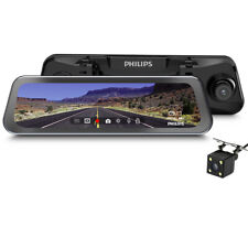 PHILIPS Car camera Front-Rear View 1296P G-sensor Night Vision Wi-Fi Dash Cam