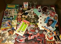 HUGE Junk Drawer Lot Collectibles, Baseball Cards, Comics, Misc #11/17/1B
