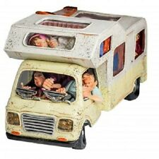 The Camper ~ GUILLERMO FORCHINO Hand Made & Painted Detailed Sculpture