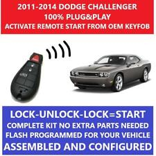 Add On Plug & Play Remote Starter Fits 2011-2014 Dodge Challenger