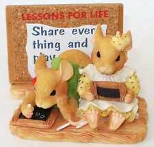 MOUSE TALES - Schule - Share Everything And Play Fair - 314722