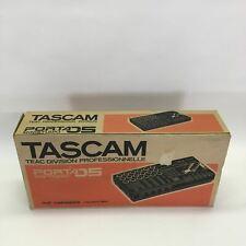 Tascam Porta 05 4 Channel Cassette DBX Editing Recorder