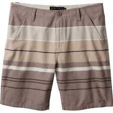 "New Oakley Rudder Walk Shorts Slim Fit 36 Tan/Brown Casual Men Gray Fossil 20"""