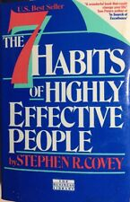 The 7 Habits of Highly Effective People By Stephen Covey PB Motivation Self Help