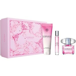 Versace Bright Crystal Gift Set,