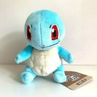 Pokemon Fit, Squirtle Plush Doll, Pokemon Center Original Stuffed Animal