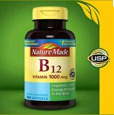 Nature Made Vitamin B12 1000mcg, 400 Softgels