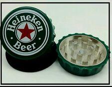 Heineken Beer Tobacco grinder Pocket Grinder