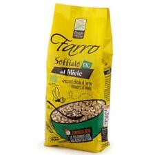 Épeautre Soufflé Bio avec Miele Poggio Del Farro 200G Céréales Déjeuner Sana