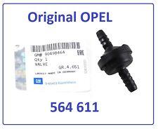ORIGINAL OPEL VECTRA A / B Rückschlagventil, Unterdruckanlage,