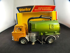 Dinky Toys GB n° 449 camion Ford Johnston Road Sweeper neuf en boite MIB