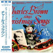 CHARLES BROWN-CHARLES BROWN SINGS CHRISTMAS...-JAPAN MINI LP CD BONUS TRACK C94
