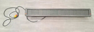 Adaptive Micro Systems ABD120 LED Message Display Board, 4FT, 0.83A, 120VAC,60Hz
