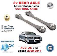 ASSE posteriore. SX E DX INFERIORE BRACCI delle sospensioni per AUDI A5 8T3
