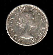 CANADA SILVER COIN, 10 CENT , 1963 YEAR