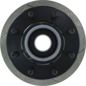 Disc Brake Rotor-RWD Front Left Stoptech fits 1999 Ford F-350 Super Duty