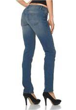 Stonewashed L32 Damen-Jeans Hosengröße 38
