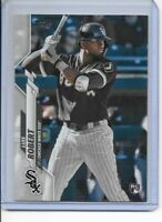 2020 Topps Series 2 Luis Robert Rookie Card Chicago White Sox